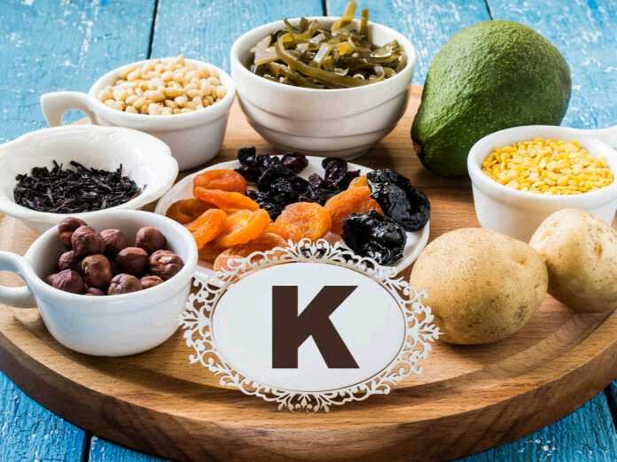foods rich in potassium