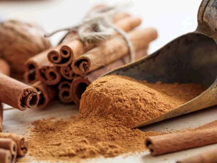 nutritional benefits of cinnamon
