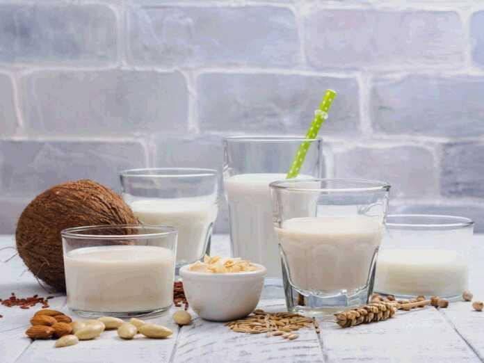 best milk substitutes