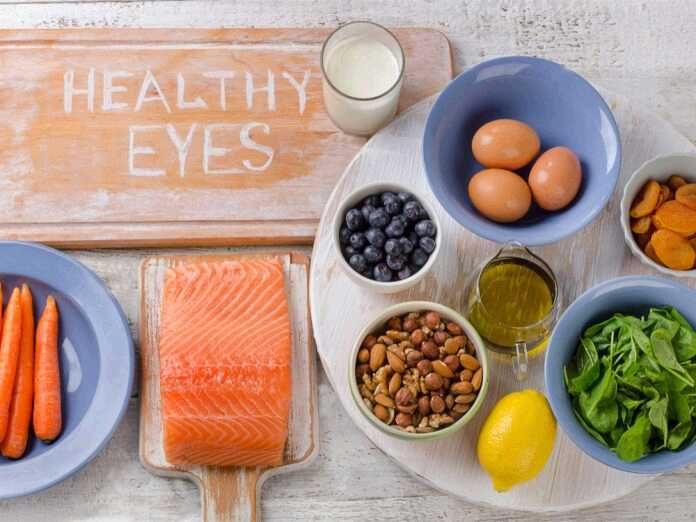 eye-friendly foods